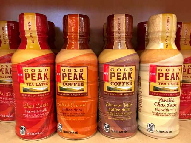 Gold Peak Tea Class Action Lawsuit Claiming Misleading Concave Bottles