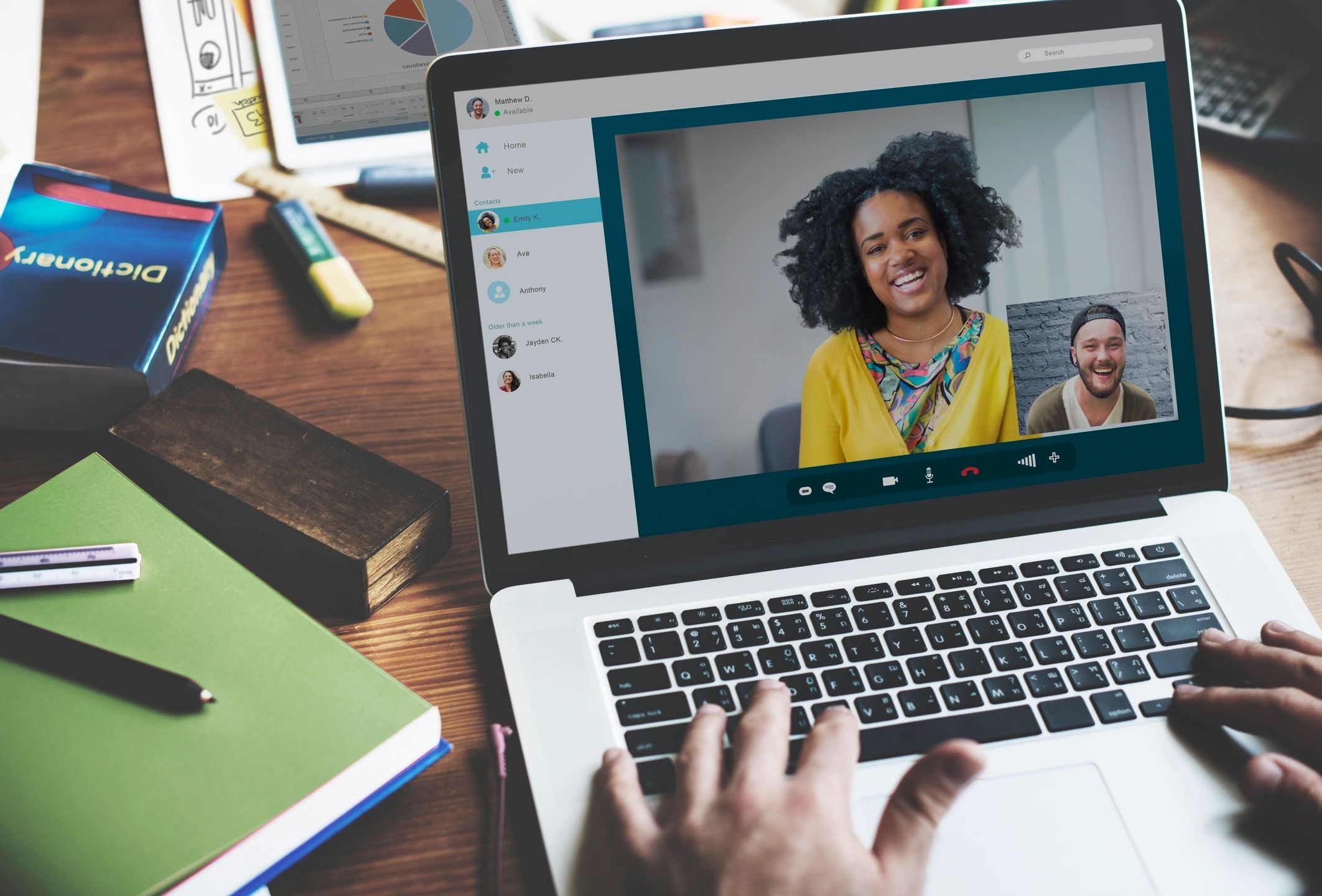 teleconferencing in family law