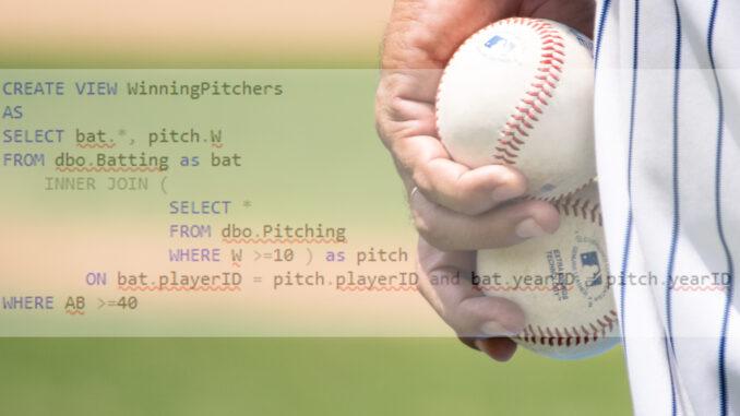 sql for sports analytics