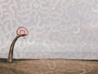 Where Should the 3-Point Line Actually be