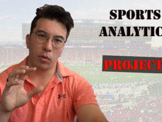 4 Types of sports analytics projects