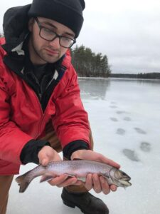 Ice Fishing in Maine 11