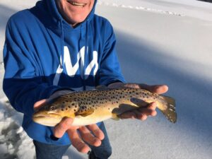 Ice Fishing in Maine 12