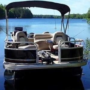 Maine Pontoon Boat Rental