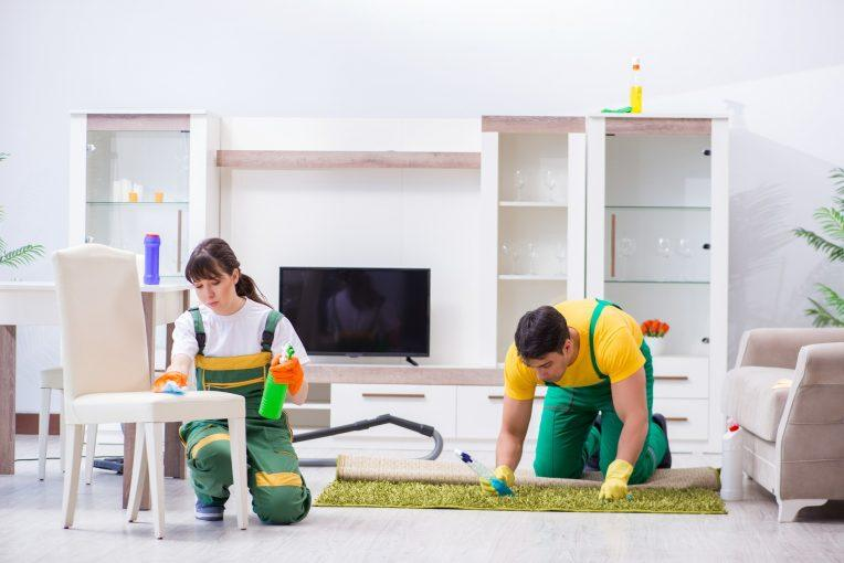 How do I keep my house clean when I work too much?