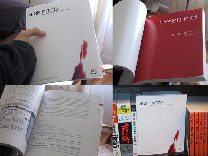 Skip Intro: The Book