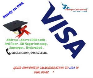 Applying for US Students Visa to study in the USA