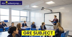 GRE Subject tests to study in the USA