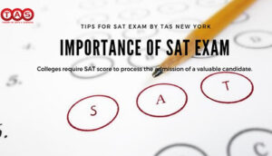 SAT Exam to study in the USA