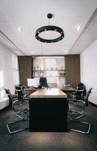 A virtual office