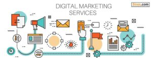 What are Digital Marketing Services