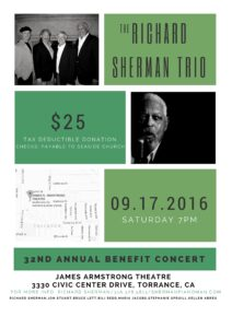 32nd Annual Benefit Concert
