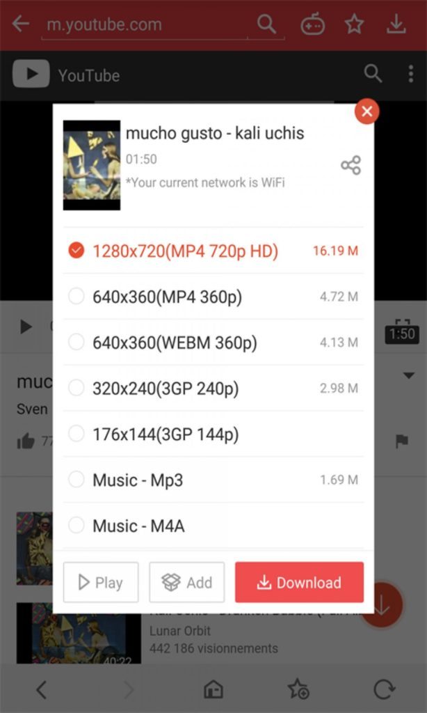 vidmate app download videos