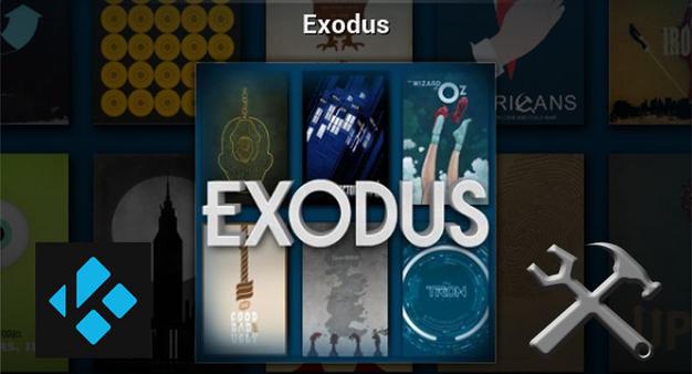 exodus addon not working
