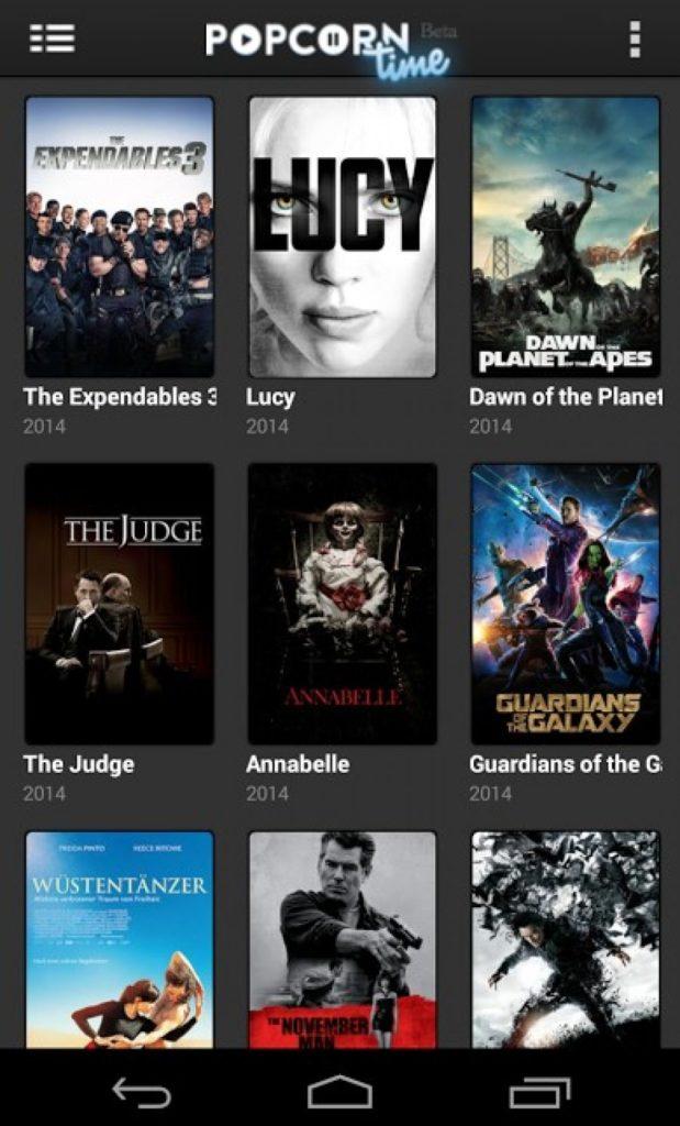 download popcorn time app apk