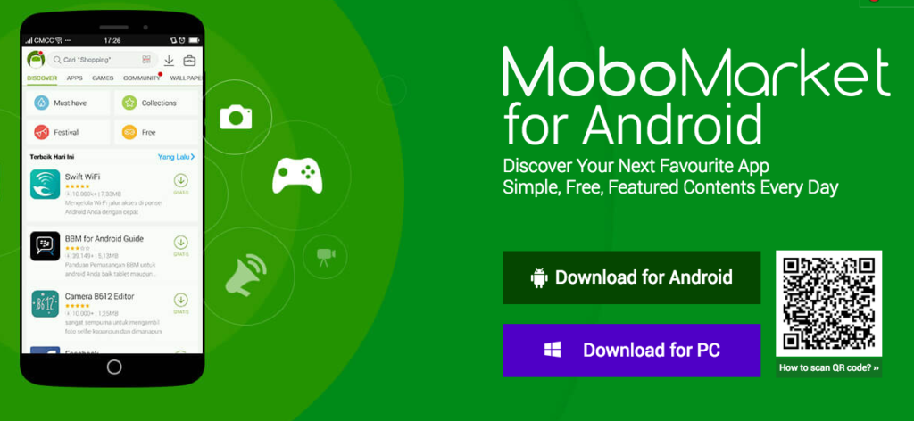 download mobomarket apk android