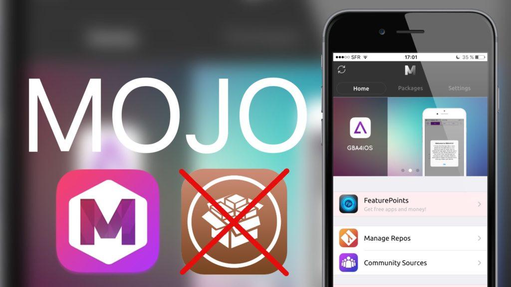 Mojo Installer iOS 10