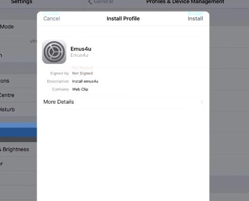 emus4u download for ios
