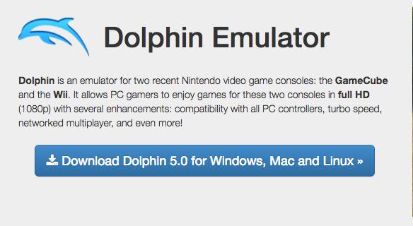 download dolphin emulator apk