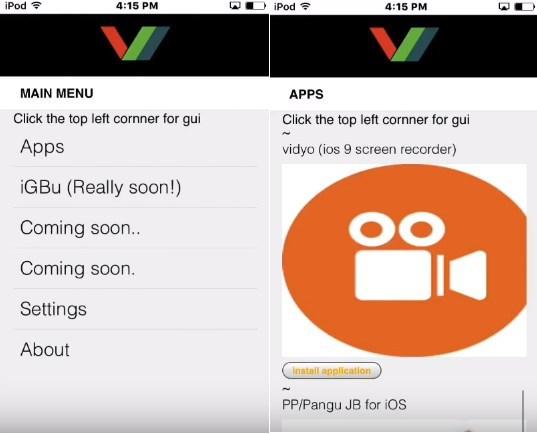 download vidyo screen iOS app