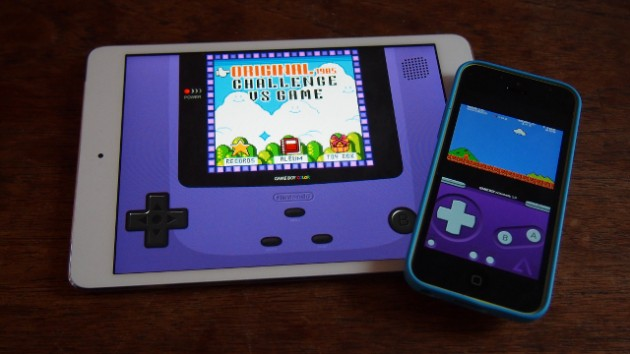 Gameboy Emulator For iOS & Android