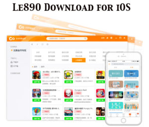 le890 download for ios