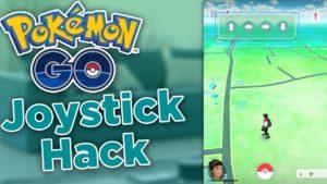 Pokemon GO Joysticks hack