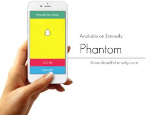 phantom for snapchat without jailbreak