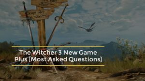 the witcher 3 new game plus