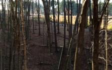 Richmond Hill Disc Golf Course