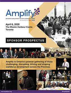 Amplify Sponsorship Opportunities