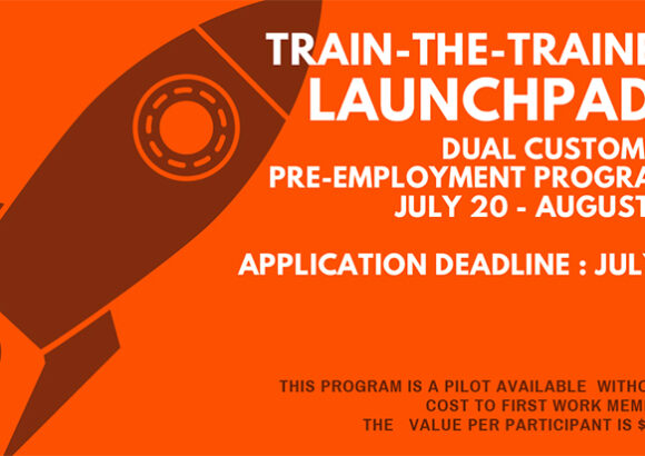 Training: Launchpad Program Train the Trainer