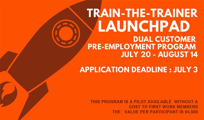 Training: Launchpad Program Train the Trainer