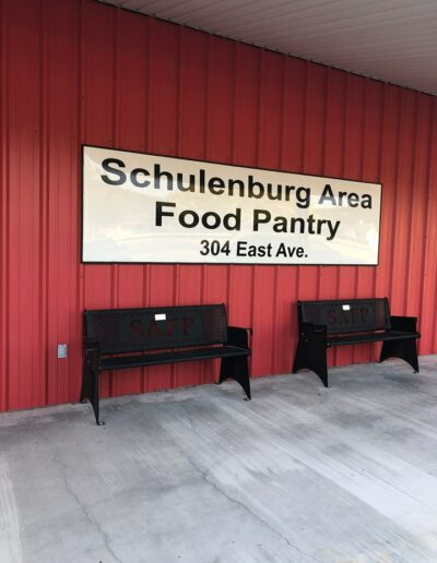Schulenburg Food Pantry - Bigham Law Firm