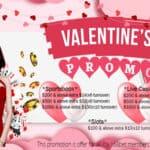 Valentine's Promo