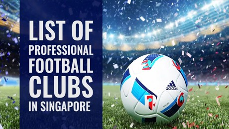 List of Professional Football Clubs In Singapore