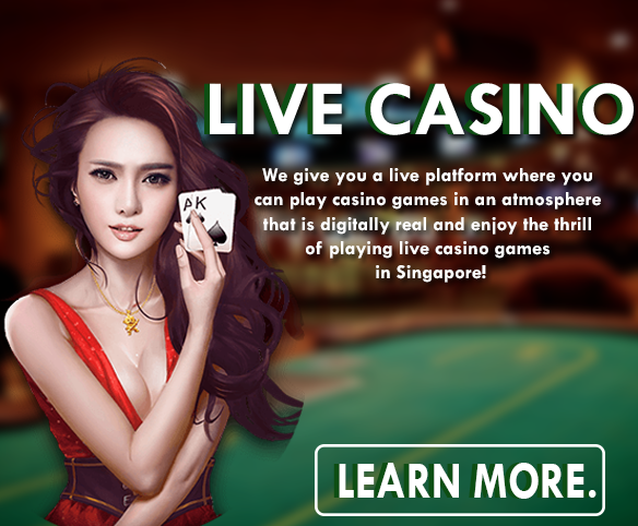 Online betting agent singapore