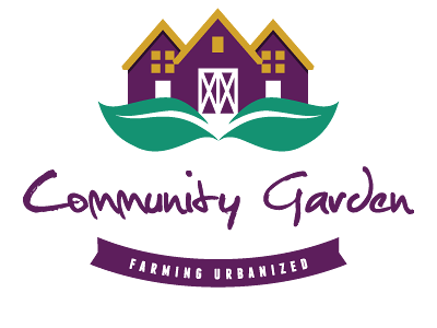 Urban Farming Institute's Community Garden logo