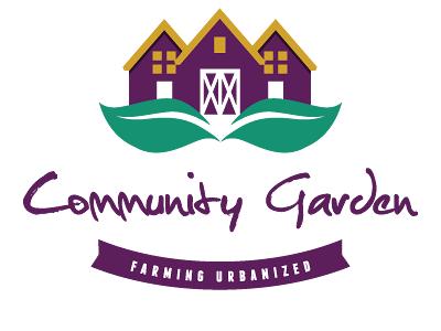 Urban Farming Institute's Community Garden logo