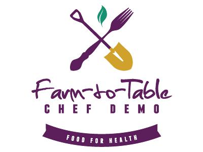 Urban Farming Institute's Farm-to-Table Chef Demo logo