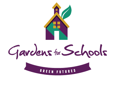 Urban Farming Institute's Garden for Schools logo