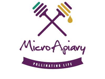 Urban Farming Institute's Micro Apiary logo