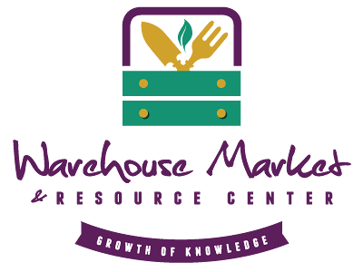 Urban Farming Institute's Warehouse Market and Resource Center logo