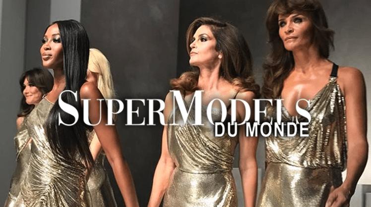 SUPERMODELS DU MONDE