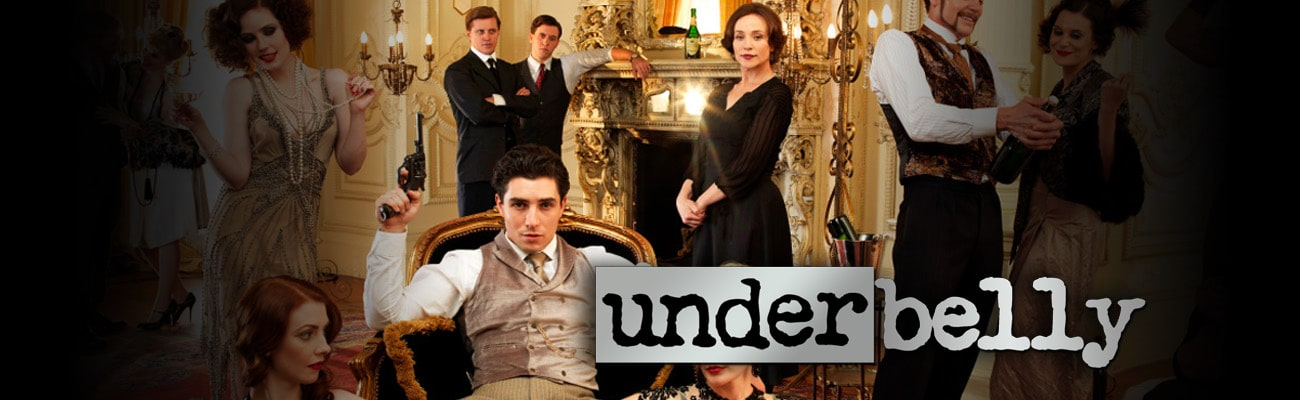 Underbelly TV Series