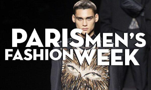 Paris Men Fashion Week