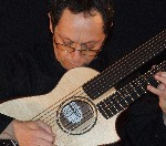 nouzilly and harp guitar