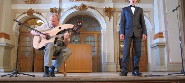 Lviv J & Peter Concert