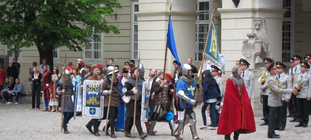 Lviv Timewarp