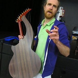 24.Cedric Verglas with harp guitar1